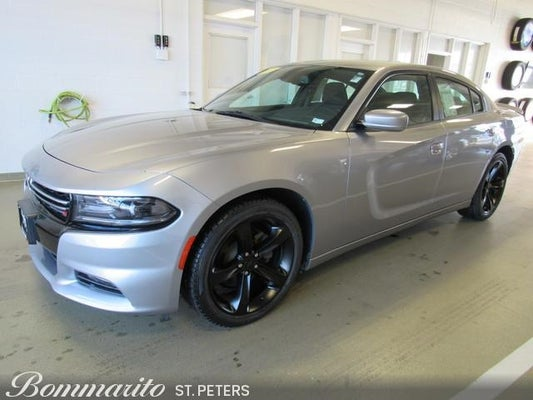 Bommarito St Peters >> 2017 Dodge Charger Sxt